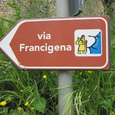 Via Francigena week end con Walden