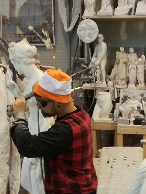 carrara marble quarries and marble workshop private tour
