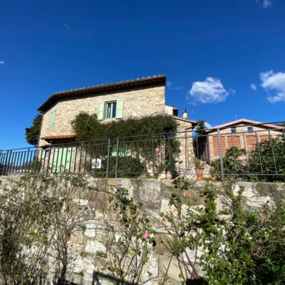 Holiday apartment in farmhouse near Florence