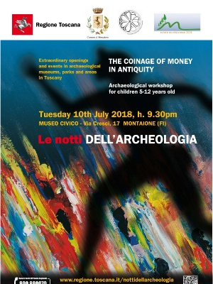 THE COINAGE OF  MONEY IN ANTIQUITY MONTAIONE 10TH OF JULY H. 9.30PM