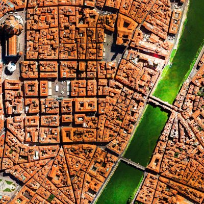 Florence from above - Giacomo Piccardi Tour Guide
