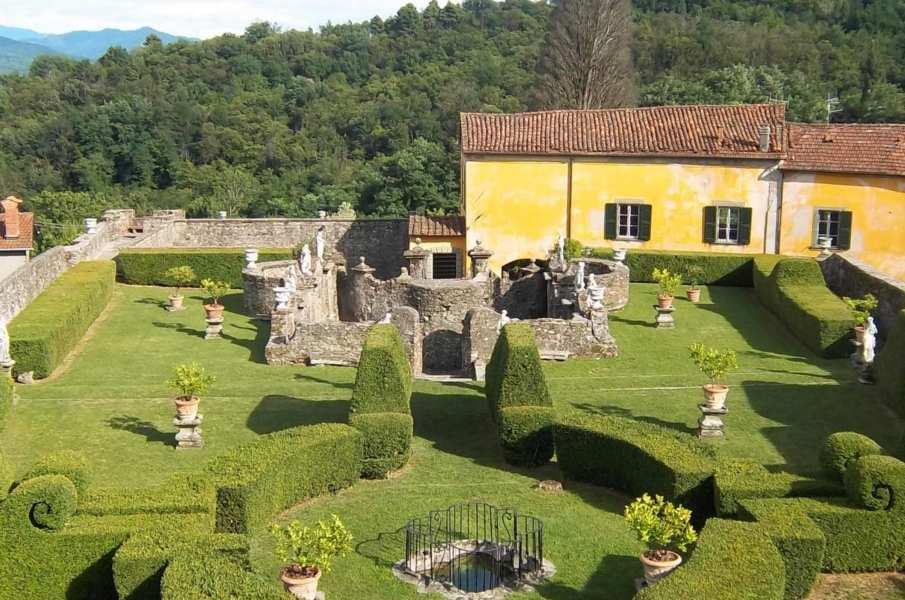 Villa Pavesi Negri