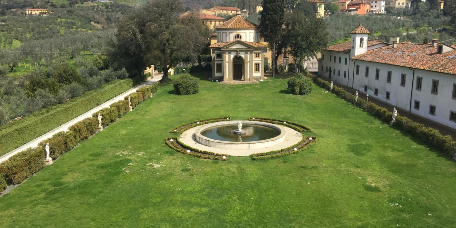 La Limonaia Villa Rospigliosi quarta tappa di un'altra estate porciano - lamporecchio