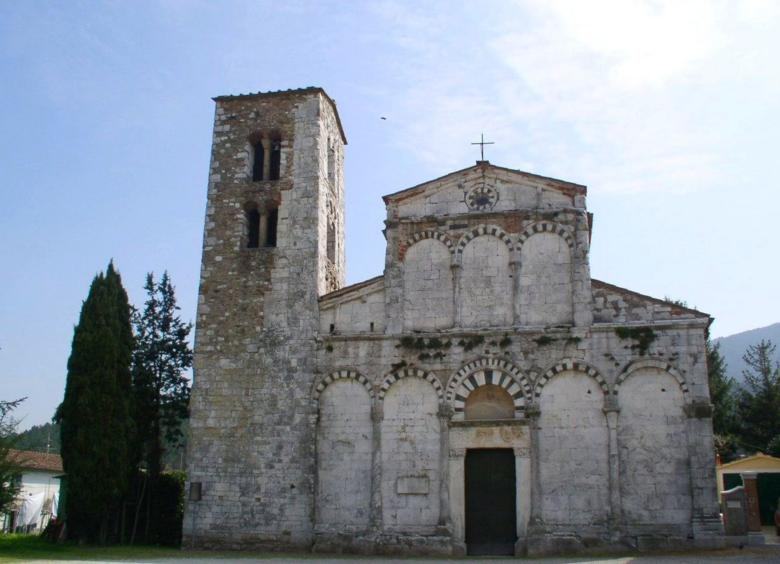 Old parish church of Santa Maria del Giudice, of San Giovanni Battista