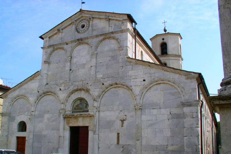 New parish church of Santa Maria dell'Assunta