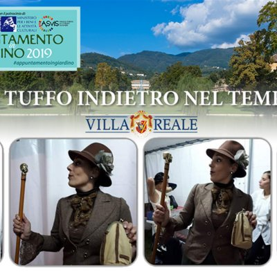 Un tuffo indietro nel tempo - back to the 20s