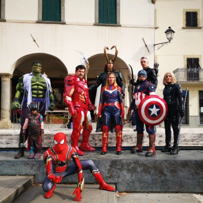 Coplayer a Mugello Comics