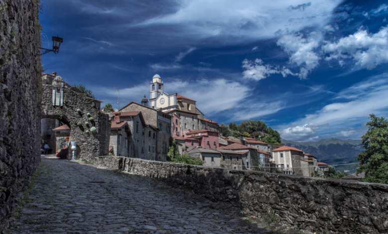 Il borgo di Mulazzo