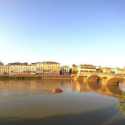 rafting river Arno