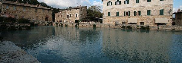 Le terme di posta marcucci a bagno vignoni visit tuscany - Adler terme bagno vignoni ...