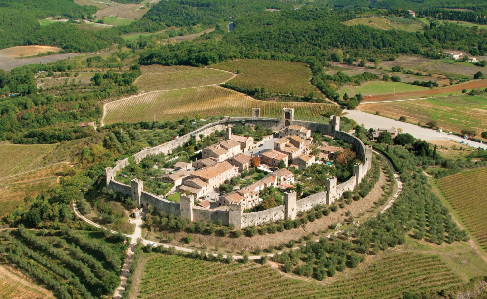 Monteriggioni | Visit Tuscany