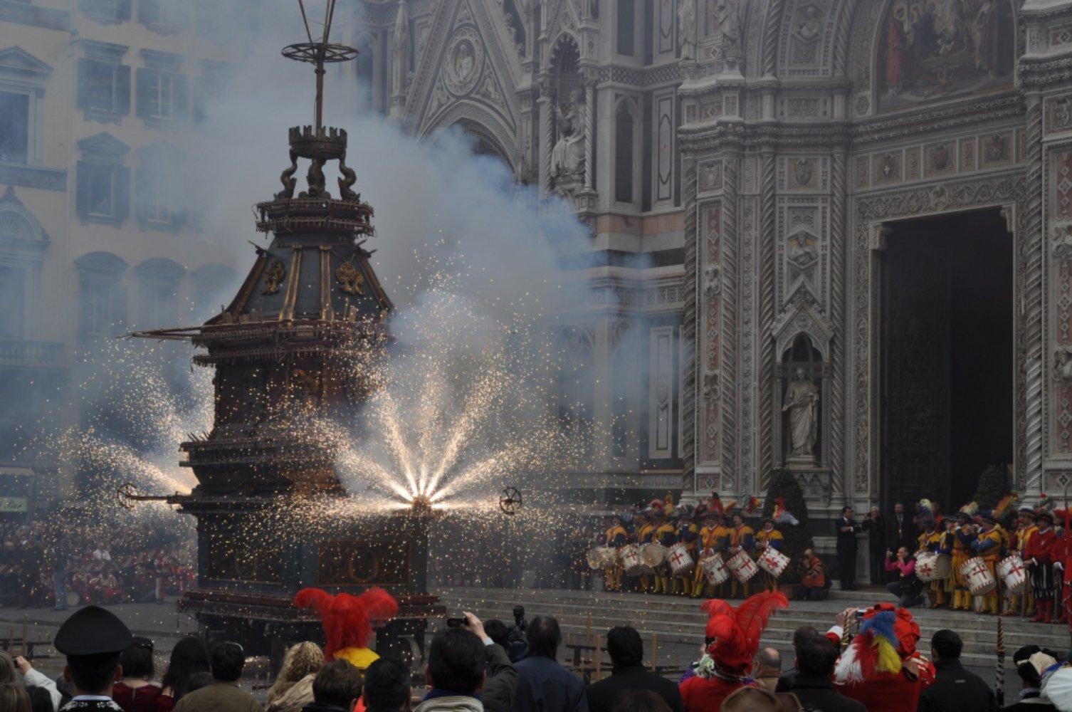 Tradizioni Matrimonio Toscana : Pasqua in toscana tra feste e tradizioni visit tuscany