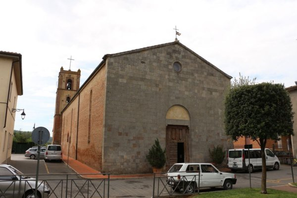 Church of San Michele Arcangelo in Paganico