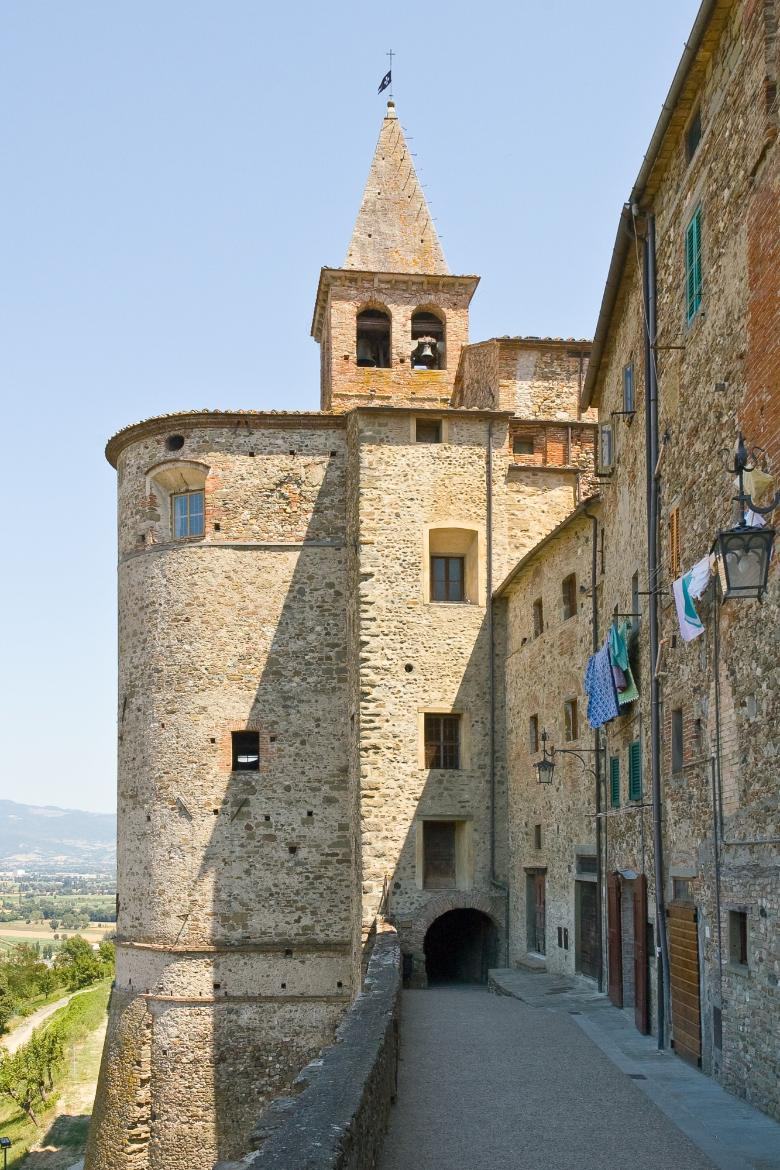 Church of Sant'Agostino, Anghiari