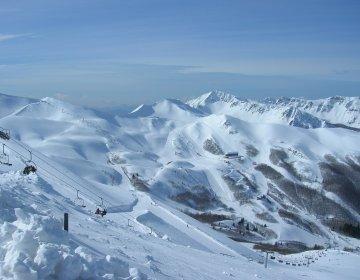 Abetone Mountain