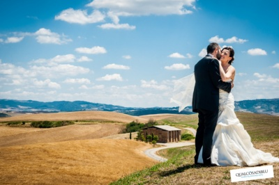 Wedding Shooting in Lajatico