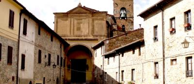 Church of San Donato - Chianni