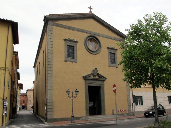 Church of Santa Maria Assunta - Bientina