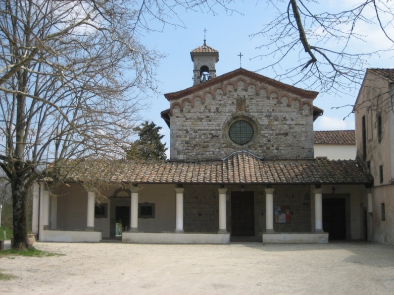Convent of Bosco ai Frati in San Piero a Sieve