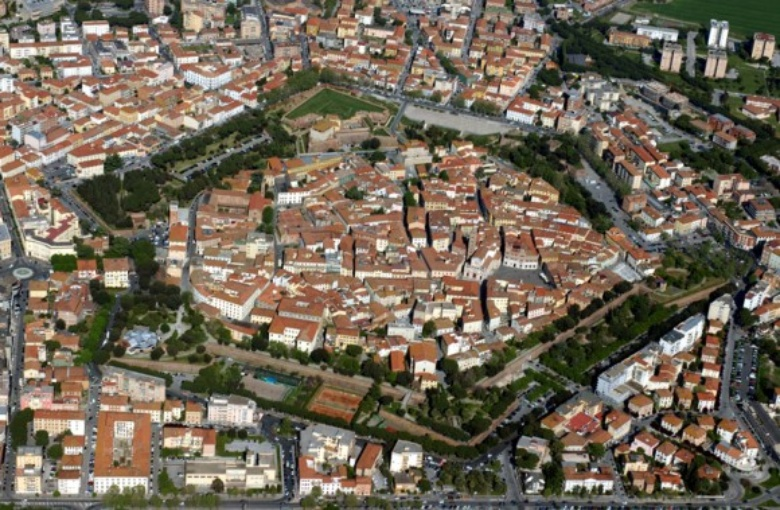 Grosseto city walls