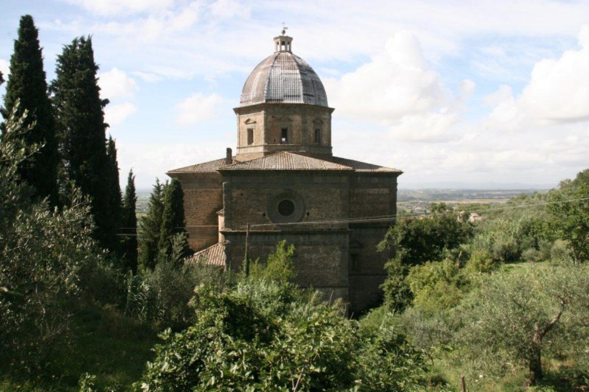 Sanctuary Of Santa Maria Delle Grazie In Calcinaio Visit