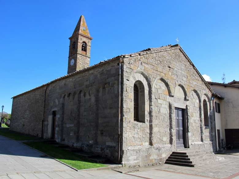 Parish Church of Santa Maria a Scò
