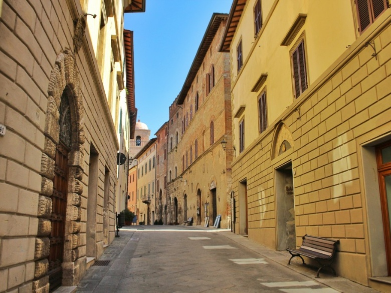 Streets of Chiusi