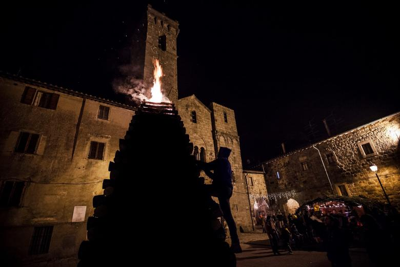 Fire Festivals In Tuscany | Visit Tuscany