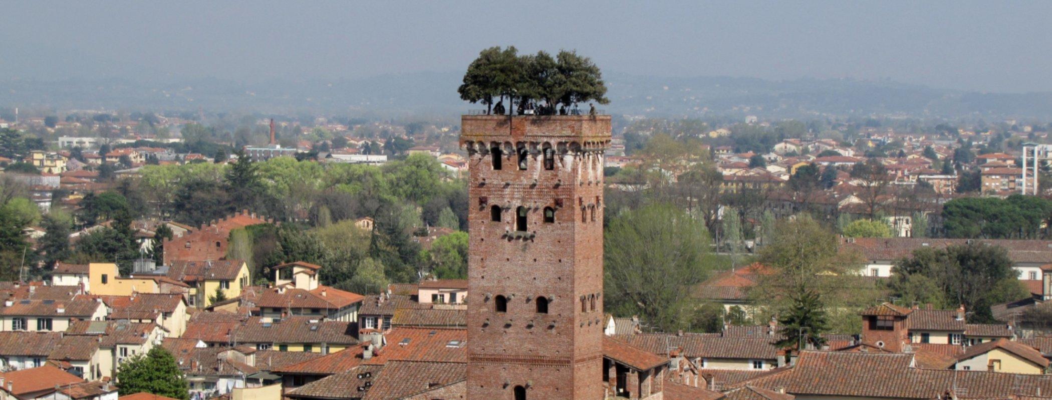 Resultado de imagen para Torre Guinigi