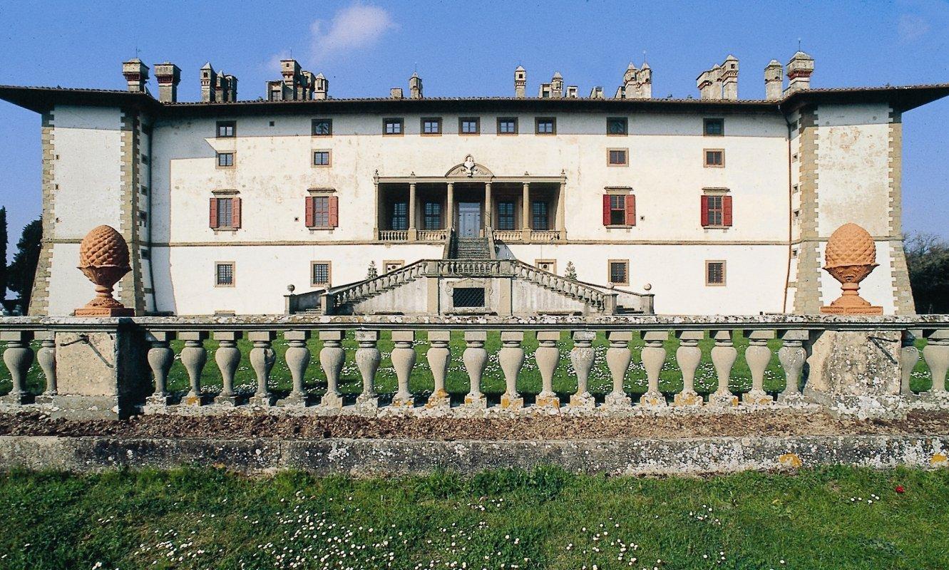 Wedding in carmignano top 6 villas and estates for for Villas toscana
