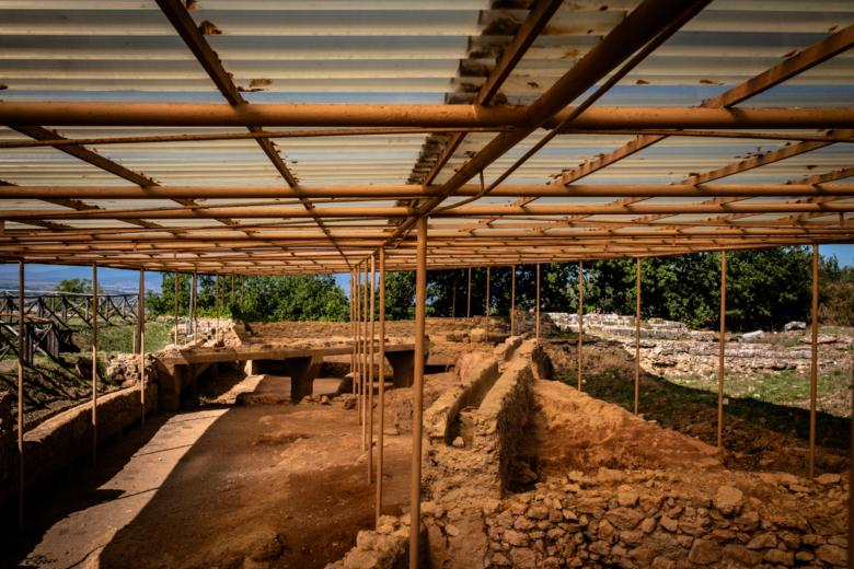 The Etruscan forum