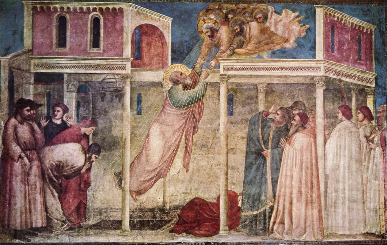 Giotto a Firenze