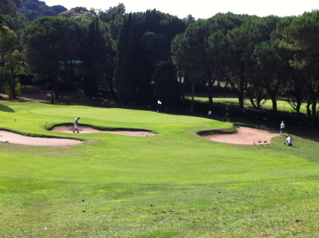 Golf en Acquabona