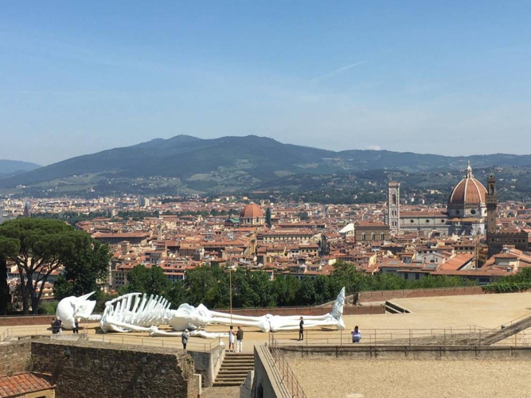 Forte Belvedere In Florence Visit Tuscany