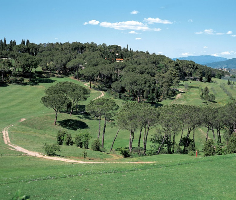 Il Golf Club Ugolino in Chianti