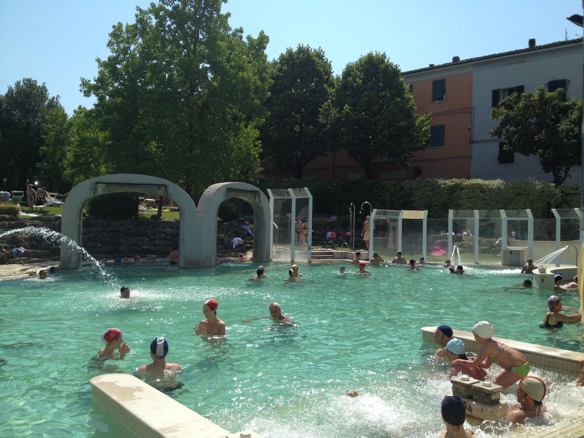Terme di casciana visit tuscany - Piscina di acqui terme ...