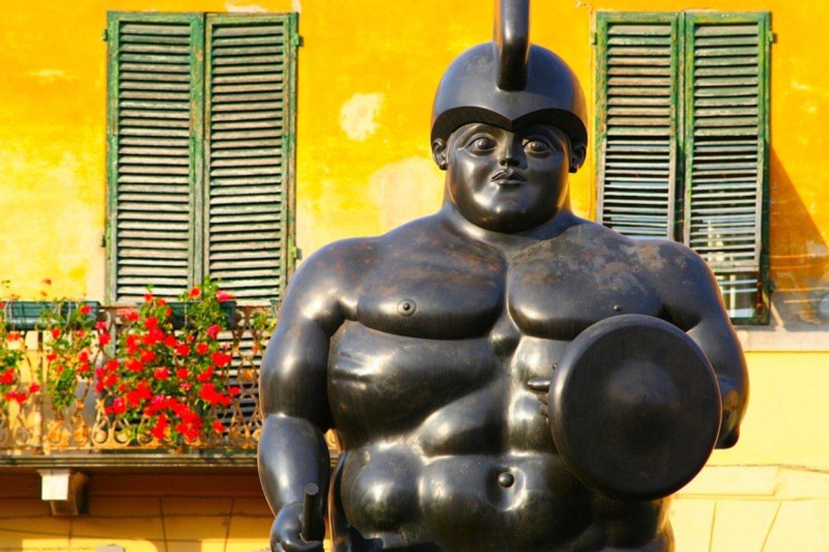 Botero and the Versilia: a love story | Visit Tuscany