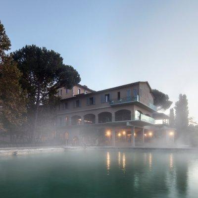 Val d orcia visit tuscany - Bagno vignoni hotel posta marcucci ...