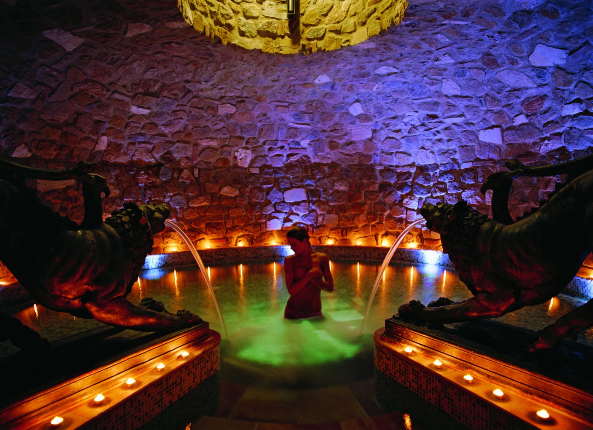 Hotel adler thermal baths in bagno vignoni visit tuscany