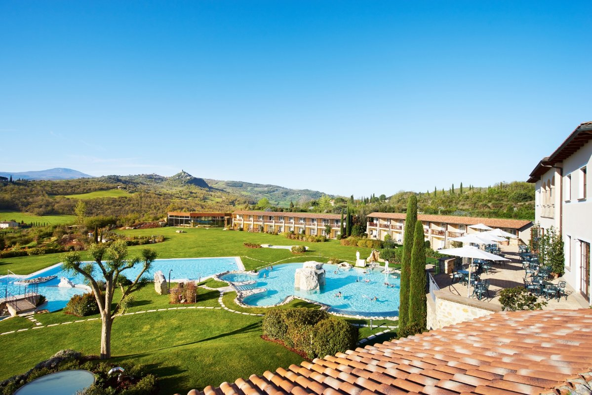 Hotel Adler Thermal Baths in Bagno Vignoni | Visit Tuscany