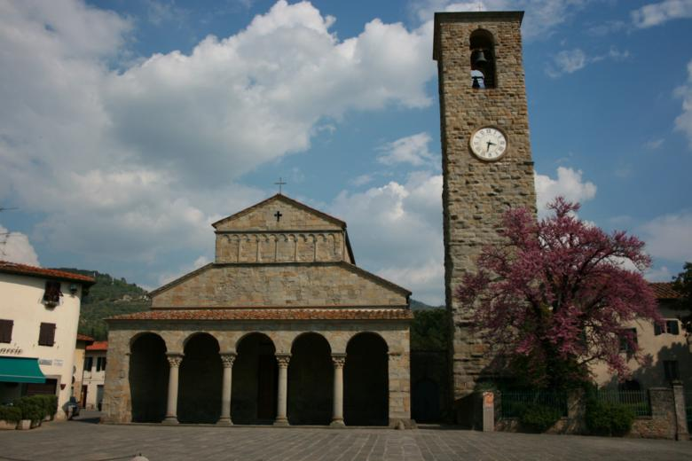 The Parish Church of San Pietro in Cascia