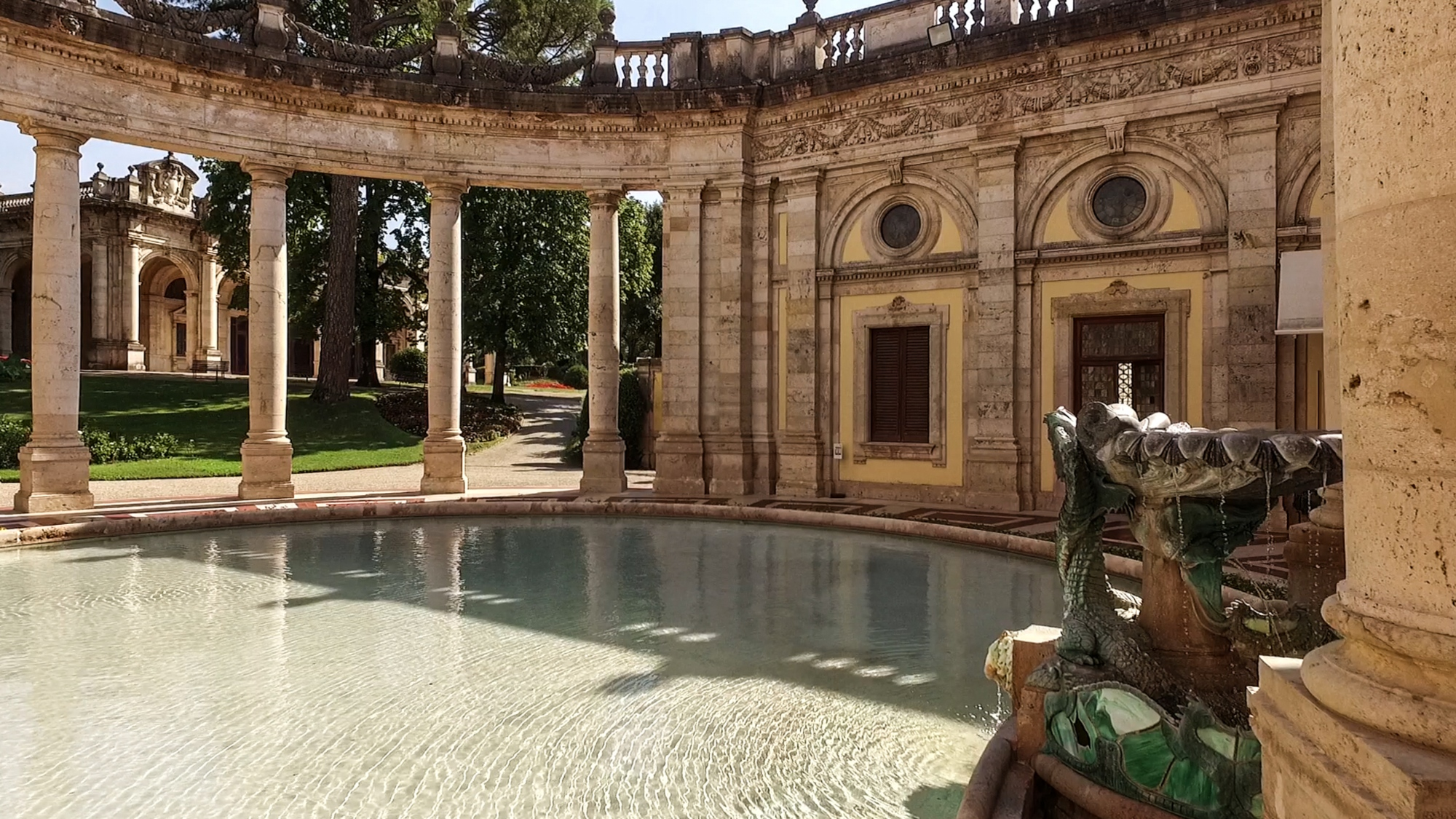 montecatini hot springs