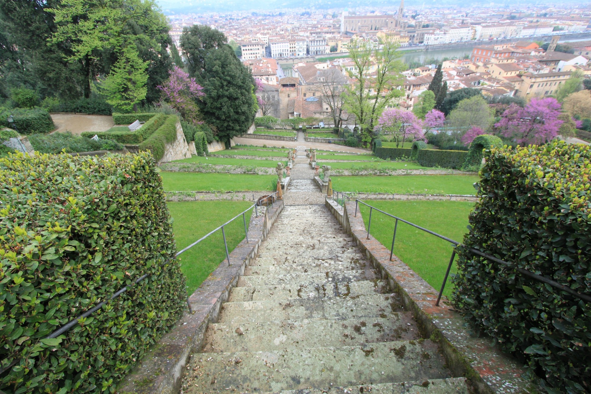 The History Of Bardini Garden In Florence Visit Tuscany