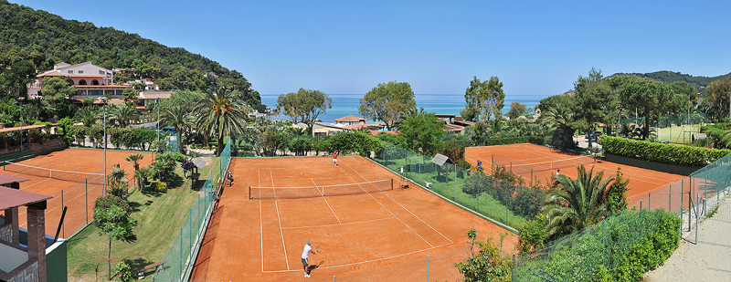 Tennis all'Isola d'Elba [Photo Credits: http://bit.ly/15y1nbC]