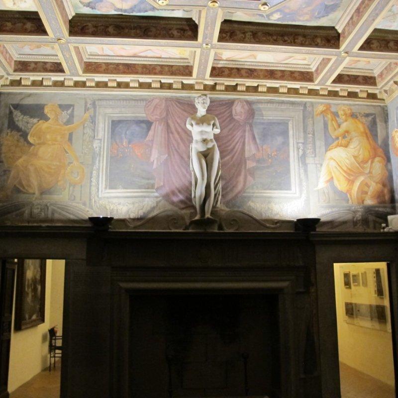 Vasari House Museum Visit Tuscany
