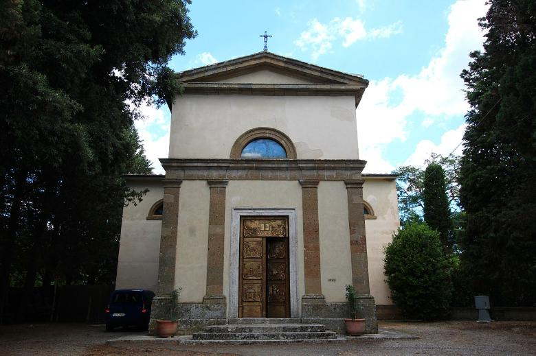 Sanctuary of the Addolorata in Cerreto