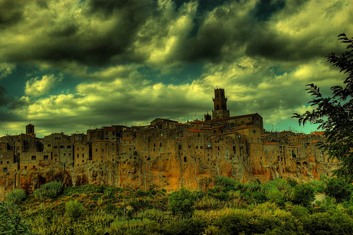 Pitigliano [Photo Credits: Bruno Tardioli]