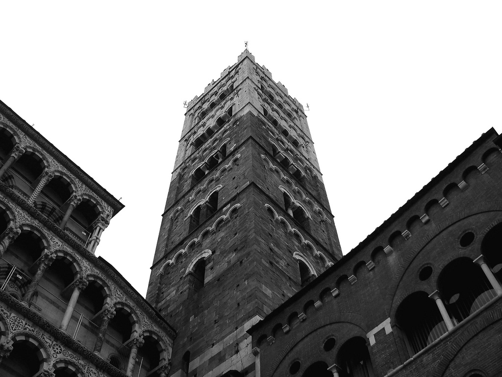 Il Duomo di Lucca [Photo Credits: yeowatzup bit.ly/WRo8Ag]