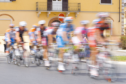 Race in Tuscany