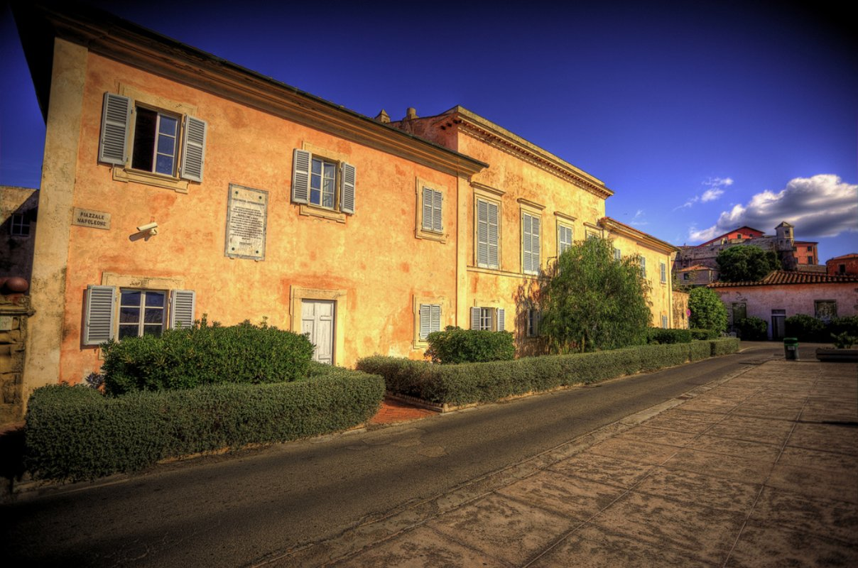National Museum of Napoleonic Residences - Palazzina dei Mulini